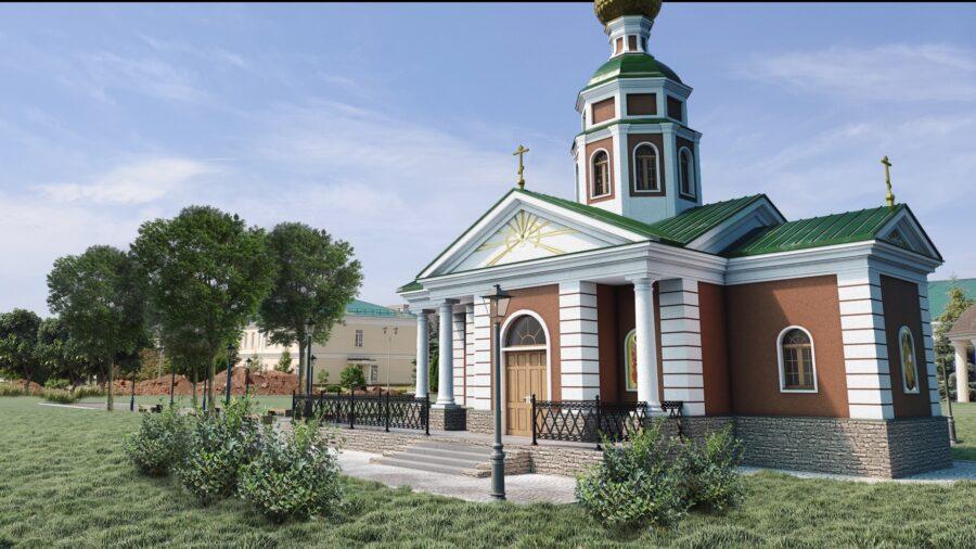 Православный храм-часовня в честь иконы Божией Матери «Державная»