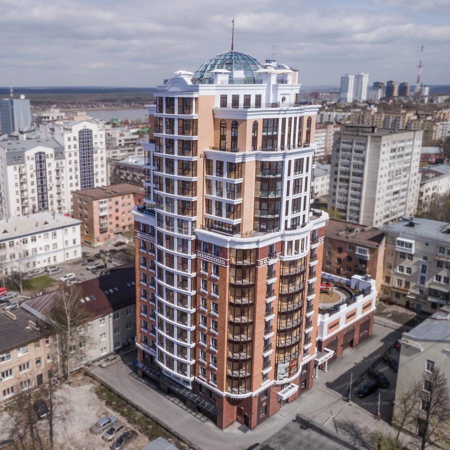 «Дом на Вознесенской» по ул. Луначарского,32а.