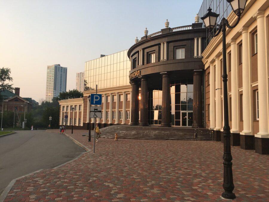 Административное здание «Лукойл-Пермь»