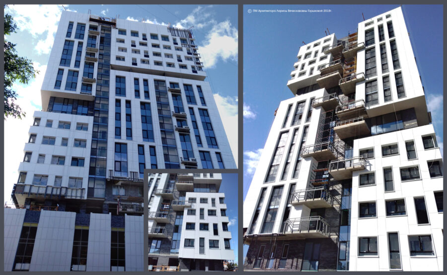 Жилой дом «Мира_100» (в СМИ «Балатовский»)
